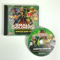 SMALL SOLDIERS Globotech Design Lab (Hasbro 1998 PC CD-ROM Game) (PC1)