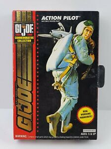 GI Joe 1964-1994 Commemorative Collection: Action Pilot Hasbro Toy 1993 Vintage
