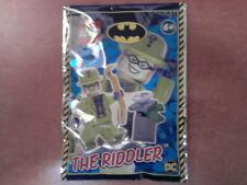 LEGO BATMAN DC Minifigur BATMAN mit Enterhakenwerfer Batarangs NEU OVP Figur