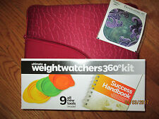 WEIGHT WATCHERS 360 KIT BRAND NEW IN BOX WITH CALCULATOR AND SKIN IT