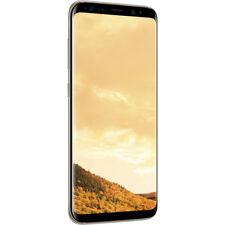 Samsung Galaxy S8 DUAL SIM DUOS G950FD 4 G 64 GB Sbloccato d'acero d'oro - 1 Anno Wty