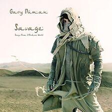 Savage (Songs From A Broken World) - Gary Numan (2017, CD NUEVO) 4050538307443