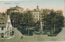 Ansichtskarte Mittweida Technikum 1922