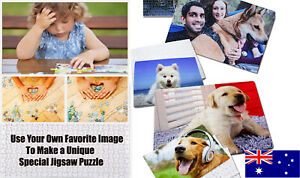personalized Jigsaw Puzzle Game Hobbies Special Gift For Adult Child 300ps Aus