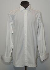 Etro white shirt sz 45
