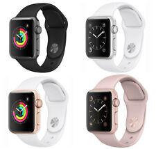 Reloj de Apple serie 2 | 38mm 42mm | GPS-Oro, Oro rosa, gris espacio, o Plata