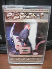"""POOKEY P """"All About My Fetti""""  SEALED New Houston TEXAS o"""
