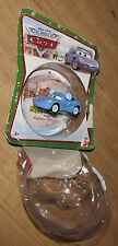 New Disney Cars Snow Day Sally Christmas Winter Holiday damaged box 1:55