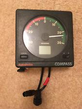 Autohelm ST50 Raymarine compass head instrument display unit. Good working order