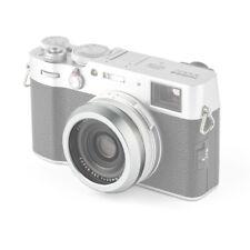 NiSi UHD UV for Fujifilm X100/X70/X100S/X100F/X100T/X100V(Silver Black)