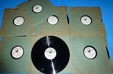 "Souter-Finegan Orchestra 7X10"" 78 rpm Promo Lot STOP! SIT DOWN! RELAX!, COCO BON"