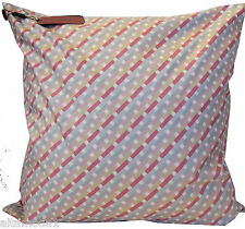 MISSONI Home FODERA CUSCINO ARREDO 60X60 CANTERBURY  LAME' T38 PILLOW COVER