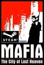 Mafia 1 The City of Lost Heaven, Steam Gift cd key PC Game Possibly last copy