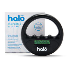 Halo Microchip Scanner