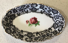 "Vintage Royal Albert ""SENORITA"" Small Cake Plate/Regal Tray, England"
