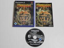 Commandos 2 - Men of Courage für Playstation 2 / PS2