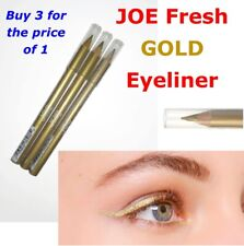 Three Joe Fresh Style Eyeliner GOLD, Easy application, Rich Color for Sexy Eyes