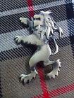 "UK Great Highland Kilt Pin Lion Rampant 2""/lion Rampant Kilt pin Antique Finish"