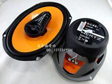 "HERTZ HCX-690 6x9"" HI ENERGY 200W 3-WAY SPEAKERS FOR CAR & HARLEY DAVIDSON BIKES"