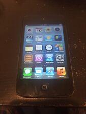 Apple iPod Touch 4th Generation 32GB - Black AC776