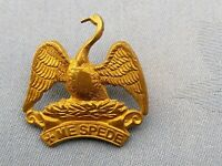 The Stamford School Officer Training Corp cap badge.