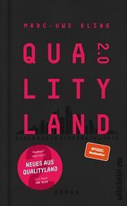 QualityLand 2.0 von Marc-Uwe Kling (2020, Gebundene Ausgabe) UNGELESEN