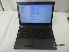 Dell Precision M4700 / 3rd Gen i7 / 32GB RAM / 750GB HDD / No OS No Adapter