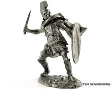 Rome. Military tribune 3BC. Tin toy soldiers 54mm miniature metal sculpture