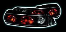Toyota MR2 Black / Smoked Lexus Rear Tail Lights - 1994-1999 NEW & PAIRS