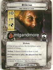 Lord of the Rings LCG  - 1x Grima The Fords of Isen #016 - The Voice of Isengard