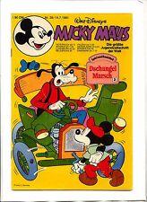 Micky Maus + Beilagen 1978 - 1995 insgesamt 100 Hefte Ehapa mit Beilagen