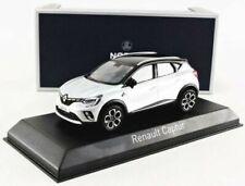 Auto di modellismo statico neri per Renault