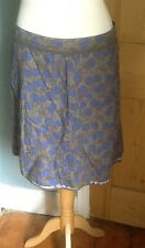 beautiful 100% cotton skirt by White stuff size 12