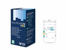25 x Strisce colesterolo + 1 chip per Multicare-in, Strisce reattive in vitro