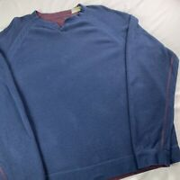 Tommy Bahama Sweater Men's 2XL XXL Pullover