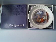 Wedgwood Child's Day 1971 Children's Stories The Sandman Plate