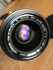 Olympus OM System Lens  35-70mm f4 auto-zoom MINT