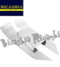 11228 - PEDANA 3 PARTI ALLUMINIO CROMATA VESPA 50 125 PK S XL N V RUSH FL FL2 HP