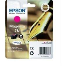 Original Epson T1623 (16 Pen Crossword) Magenta Ink Cartridge