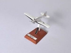 1/200 Scale Atlas 7504017 Silver Classic Airplane Lockheed L-9 Orion - 1931