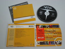 VARIOUS ARTISTS/THE BEST OF VERVE MASTERS EDITION(VERVE 565 630-2) CD ALBUM