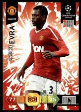 Panini Adrenalyn XL Champions League 2010/2011 Manchester United Patrice Evra