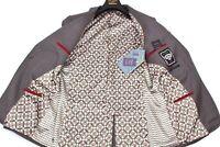 TED BAKER Grey DEBONAIR Wool Jacket Coat Blazer & Suit Bag UK42L IT52L BRAND NEW