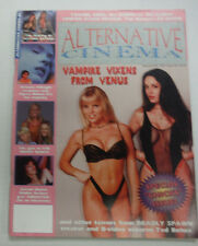 Alternative Cinema Magazine Vampire Vixens Fall 1995 070115R
