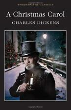 A Christmas Carol (Wordsworth Classics) by Charles Dickens New Paperback Book