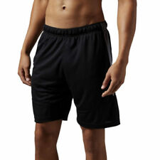 Abbiglimento sportivo da uomo neri Reebok Fitness