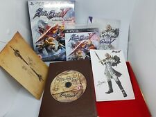 RARE PS3 Soul Calibur V (5) Collector's Edition, Complete IMMACULATE CONDITION