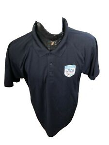 MENS Large Hockey 3 Button Collared Shirt World Cup of Hockey 2016 NEW WITH TAGS