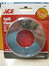 """ACE Hardware Split Flang #40692 1-1/4"""" for Iron Pipe New Free Shipping"""