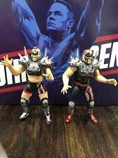 LOD 2000, Legion of Doom, Animal, Hawk, Road Warriors WWF WWE Jakks Figures RARE